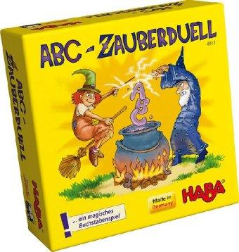 ABC - Zauberduell (Kinderspiel)