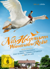 Nils Holgerssons wunderbare Reise, 3 DVDs