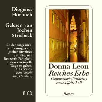 Reiches Erbe, 8 Audio-CDs
