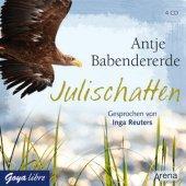 Julischatten, 4 Audio-CDs Cover
