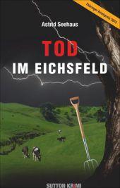 Tod im Eichsfeld Cover