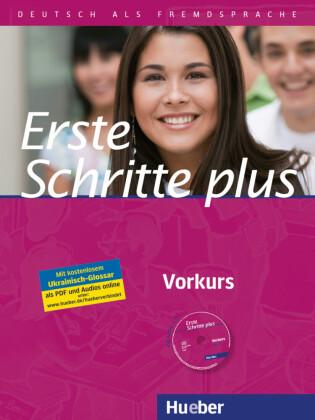 Erste Schritte plus, Vorkurs m. Audio-CD