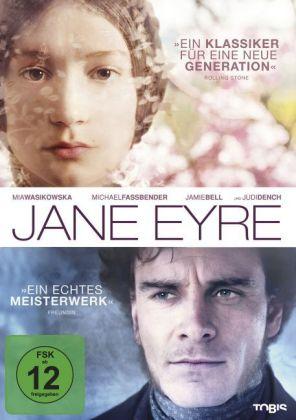Jane Eyre, 1 DVD