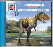Dinosaurier / Ausgestorbene Tiere, 1 Audio-CD