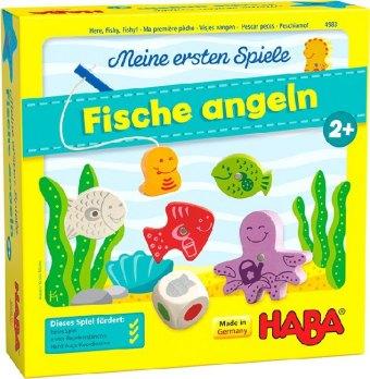 Fische angeln (Kinderspiel)