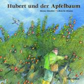 Hubert und der Apfelbaum Cover