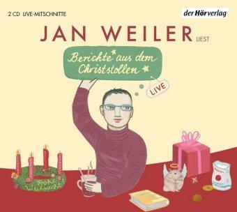 Berichte aus dem Christstollen, 2 Audio-CDs