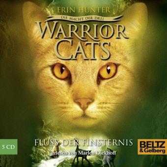 Warrior Cats, Die Macht der Drei, Fluss der Finsternis, 5 Audio-CDs