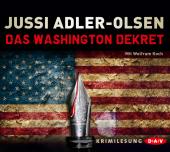 Das Washington-Dekret, 8 Audio-CDs