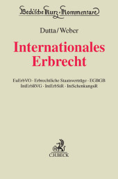 Internationales Erbrecht, Kommentar