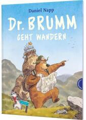 Dr. Brumm geht wandern Cover