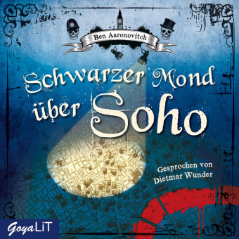 Schwarzer Mond über Soho, 3 Audio-CDs
