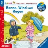 Sonne, Wind und Regen, 1 Audio-CD Cover