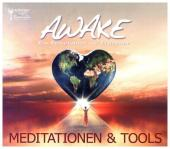 Awake - Meditationen & Tools, 1 Audio-CD