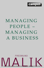 Managing People - Managing a Business