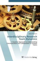 Interdisciplinary Research Team Dynamics