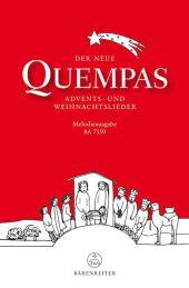 Der neue Quempas, Melodieausgabe