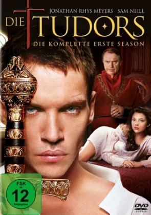 Die Tudors, 3 DVDs