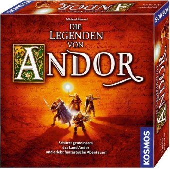 Die Legenden von Andor (Spiel)