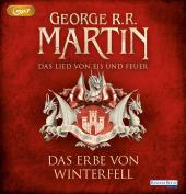 Das Lied von Eis und Feuer - Das Erbe von Winterfell, 3 MP3-CDs Cover