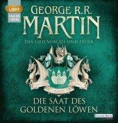 Das Lied von Eis und Feuer - Die Saat des goldenen Löwen, 3 MP3-CDs Cover