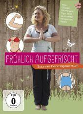 Fröhlich aufgefrischt - Susannes kleine Yogawerkstatt, 1 DVD