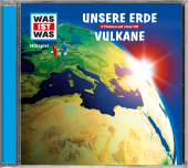 Unsere Erde / Vulkane, 1 Audio-CD