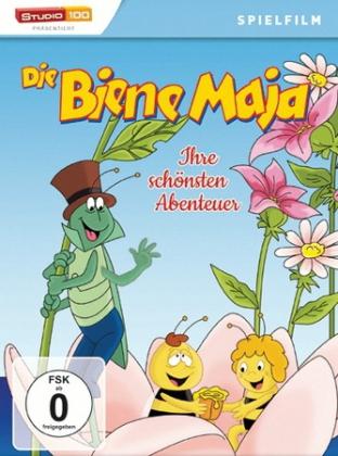 Die Biene Maja Spielfilm, Ihre schönsten Abenteuer, 1 DVD