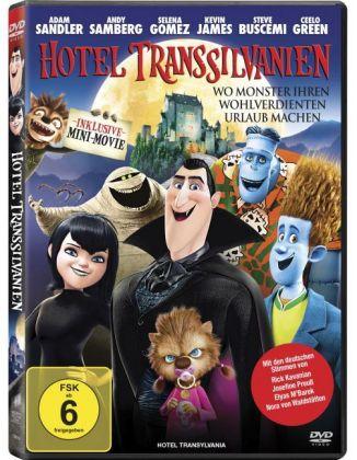 Hotel Transsilvanien, 1 DVD