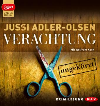 Verachtung, 2 MP3-CDs