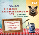 Die gro�e Franz-Eberhofer-Box, 12 Audio-CDs
