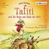 Tafiti und die Reise ans Ende der Welt, 1 Audio-CD