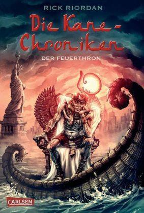 Die Kane-Chroniken - Der Feuerthron
