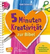5 Minuten Kreativität zur Bibel