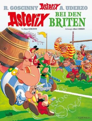 Asterix - Asterix bei den Briten
