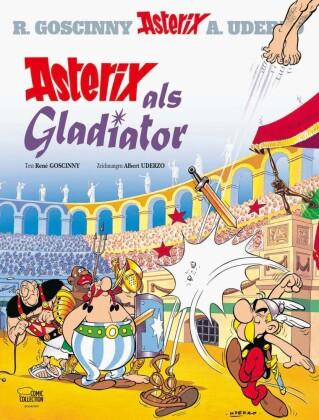 Asterix - Asterix als Gladiator