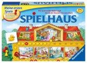 Spielhaus (Kinderspiel) Cover