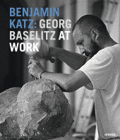 Benjamin Katz: Georg Baselitz at work