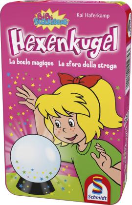 Bibi Blocksberg, Hexenkugel (Kinderspiel)