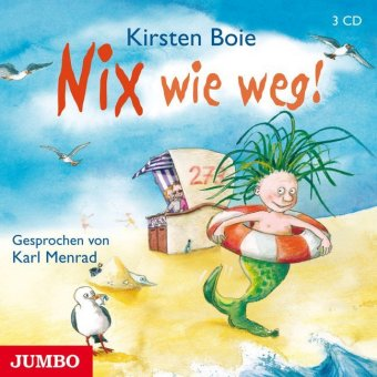 Nix wie weg!, 3 Audio-CDs