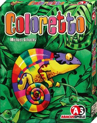 Coloretto, Jubiläumsedition (Spiel)