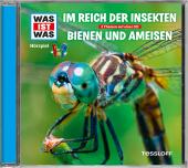 Im Reich der Insekten/ Bienen und Ameisen, 1 Audio-CD Cover