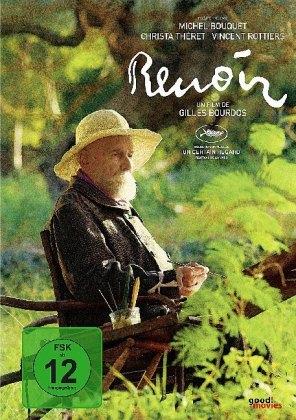 Renoir, 1 DVD, von Gilles Bourdos
