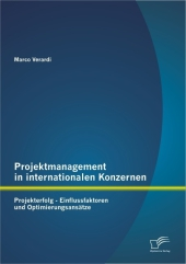Projektmanagement in internationalen Konzernen