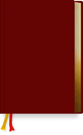 Gotteslob, Ausgabe für das Erzbistum Freiburg, rot