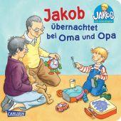 Jakob übernachtet bei Oma und Opa Cover