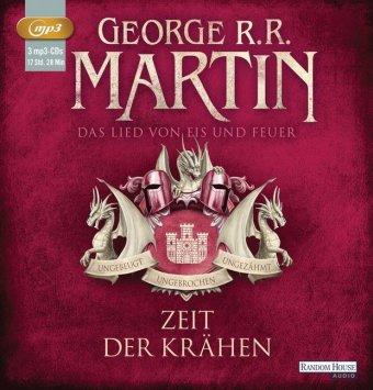 Das Lied von Eis und Feuer - Zeit der Krähen, 3 MP3-CDs