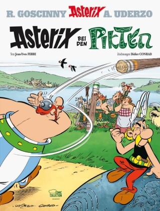 Asterix - Asterix bei den Pikten