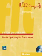 Fit fürs Zertifikat B1, m. 2 Audio-CDs