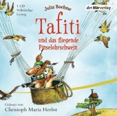 Tafiti und das fliegende Pinselohrschwein, 1 Audio-CD